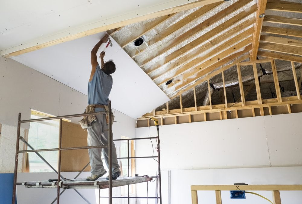 What is Drywall Typically Made Of?