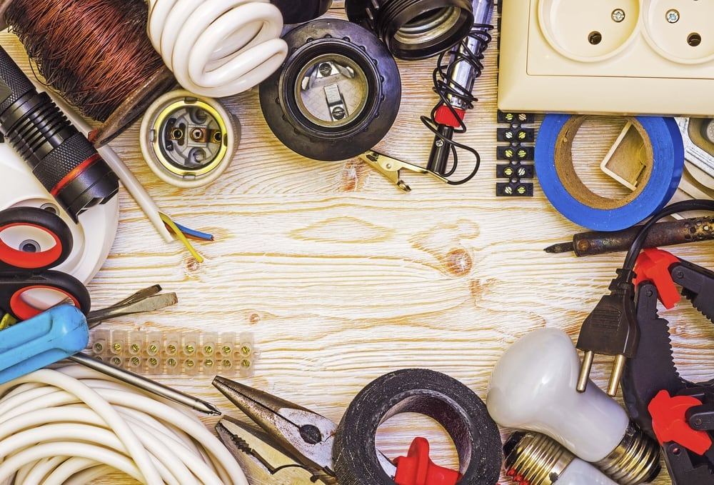 Building Supplies and Tools Needed for a Drywall Project
