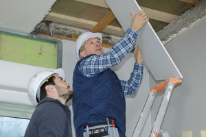 5 Steps For Effective And Efficient Drywall Hanging