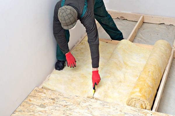 Exposed Floors Insulation Bernardi Building Supply