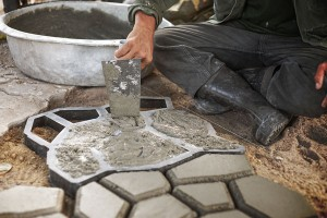 Enjoy the Versatility of Precast Concrete Pavers